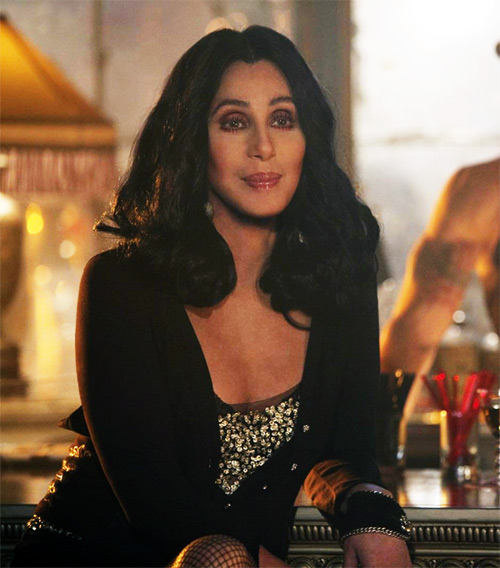 Cher Golden Globes You Haven't Seen the Last of Me